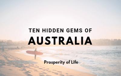 10 Hidden Gems of Australia